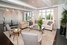 Penthouse Living / My home ideas.