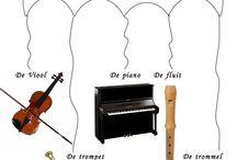 Muziekinstrumenten / Muziek