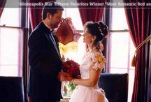 Weddings and Events / Private events hosted at the Moondance Inn.
