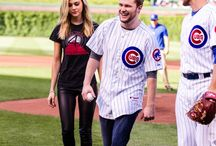 Transformers: Age of Extinction Tour / Jack Reynor and Nicola Peltz tour US cities in support of the upcoming Transformers: Age of Extinction. / by Paramount Pictures