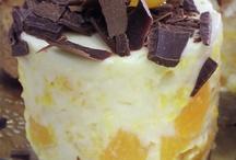 Tarta de melocoton y yogurt / Golosolandia: Taras y postres caseros Recetas fáciles en: http://www.golosolandia.blogspot.com