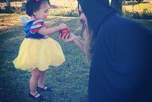 Halloween Mother Daughter
