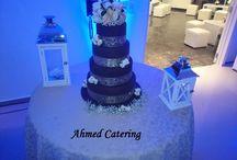 Diseños de Tortas de Ahmed Catering!!!