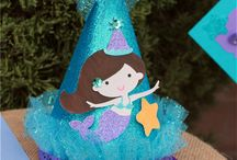 Mermaid Theme Birthday Party