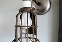 Industrial lampy / lampy do izby
