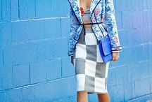 JAMIE CHUNG / My favorite looks from Jamie Chung! / by Brilliance Of B