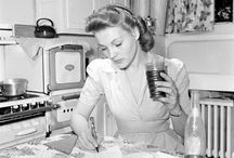 the early housewife... / by Nora Gholson