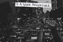 just it / The truth about adventures