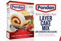 LAYER CAKE MIX
