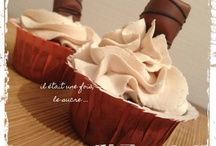 il était une fois, Sweet Cupcakes / juste parce que j'adore faire ces petits gâteaux américains dont tout le monde raffole à la maison ...