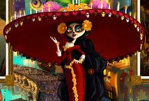 Book of Life refs / by Delectably Deviant