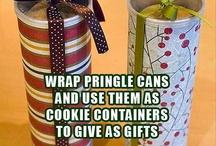 göra julklapparna själv