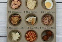 Kids food  varieties