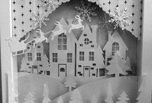 Cuadros Navidad