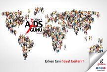 Dünya AIDS Günü World AIDS Day / AIDS HIV