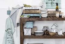 Getting organised / How to de-clutter your home and get everything into the right place