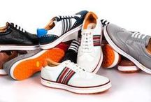 Club Collection / Mens soft sole golf shoes, available online from March 1st for pre-order..2014! www.albartross.com