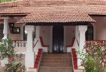 Portuguese Homes in Goa for Sale / There is nothing compared to the charm and beauty of a Portuguese-style home in Goa. If you are also in love with quaint homes having verandas, sunny yellow, blue or white painted walls and tiled roofs, check out these Portuguese homes in Goa that are on sale. Contact allproperty@devant.no for more info!
