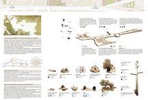 Laminas de Arquitectura / Arquitectura y gráfica de láminas.