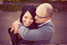 Engagement Photography/ Posing Ideas / by Ashley Wallace