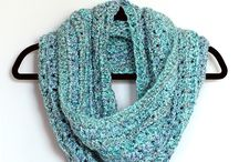 Crochet ideas etc