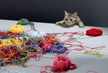 Yarn Love....Crochet, Knit and Knook / Feeding my yarn addiction one pattern at a time. / by Jen B.