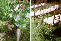 Wedding Decor / Examples of some popular elements included at weddings