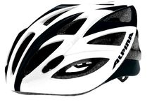 Kask szosowy Alpina Vector WHITE/BLACK 53-57 cm / Kask szosowy Alpina Vector WHITE/BLACK 53-57 cm