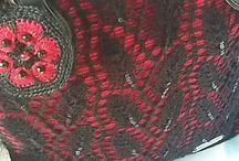 crochet bag knit bag