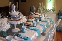 Frozen tea party