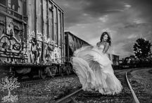 Beautiful Bride / A beautiful blushing bride photography
