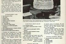 Original Wiggins hummingbird cake.