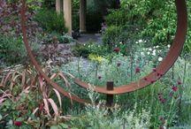 Garden sculptures I like