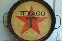 vintage Texaco