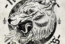 Tattoo No Gods, No Masters