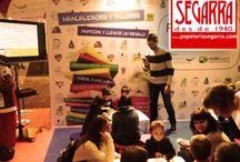 manualidades papeleria segarra / curiosas imágenes realizadas con materiales que encontrarás en la tienda online www.papeleriasegarra.com
