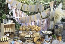 Vintage Cowgirl Party / Vintage Cowgirl Birthday Party