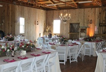 Barn Weddings and Event Ideas / Historic barns offer a unique, picturesque, and memorable setting for weddings and special events. Here are some decor favorites of Evergreen Heritage Center to help you with your vision!