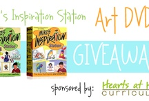 Homeschool Giveaways / by Hearts at Home Curriculum