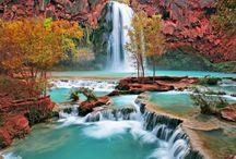 Nature - Waterfalls & Streams