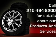 Eppie's Tires / Eppie's Discount Tire & Auto Repair has been offering tires and car repair services to the Philadelphia, PA area since 1945. Family owned and operated for three generations, Eppie's offers the largest inventory of wheels in Philadelphia, along with exceptional customer service and guaranteed lowest prices.