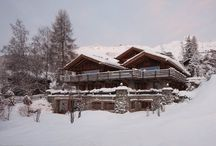 Chalet Verbier / Stunning chalet created by Lionel Jadot in the Swiss town of Verbier