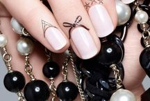 Ongles maquillage