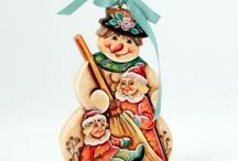 Новогодние подарки / Новогодние игрушки, новогодний декор, новогодние, новый год, новый год декор, подарки на новый год