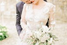 Inspiration / Inspiration fine art weddings