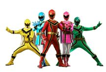 Power Rangers!