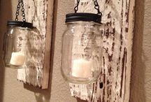 weathered wood ideas