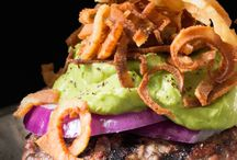 The Best Burger Recipes! / Recipes for your summer grilling fun! Try some of these fun flavor combinations to impress friends! Go from simple patties to custom burger creations!