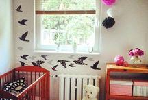 Mania's place / Aranżacja wnętrza pokoju 3-letniej dziewczynki