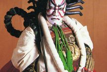 Japanese Kabuki-Actors-Costumes & More